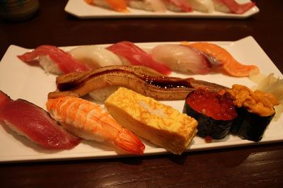 魚河岸寿司 横綱