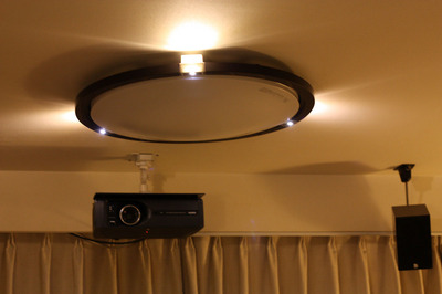 NECの照明