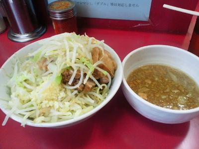 ラーメン二郎 小岩店 2011/08/22