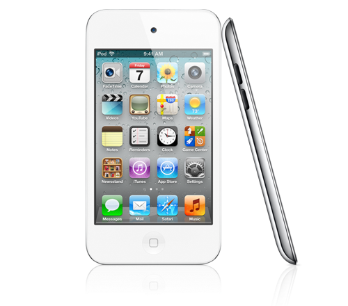 iPhone4Sと新価格のiPod Touch