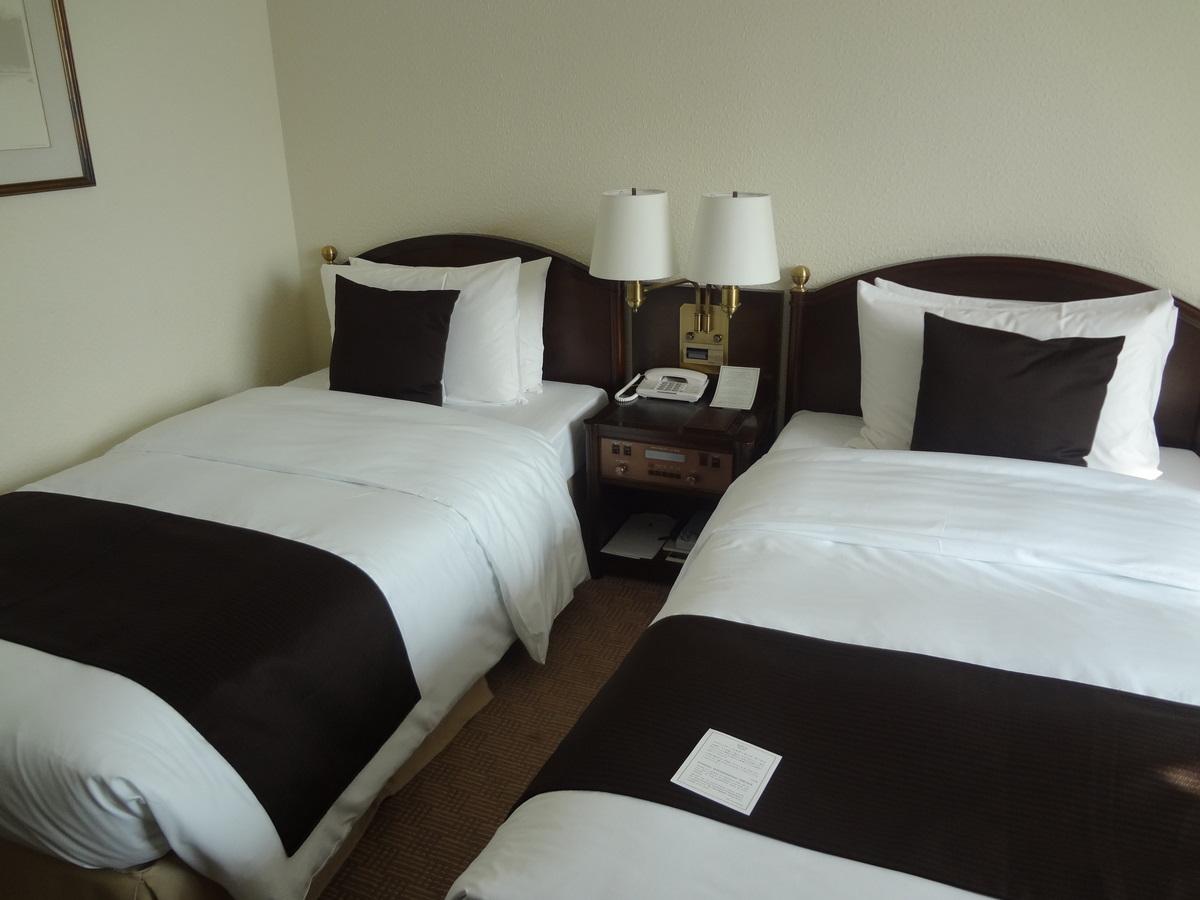 帝国ホテル東京 インペリアルタワーでの宿泊