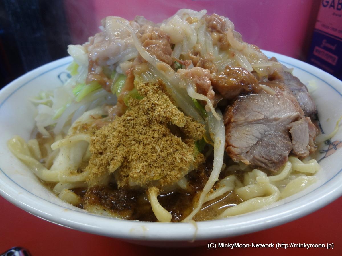 ラーメン二郎 環七一之江店 2011/12/25