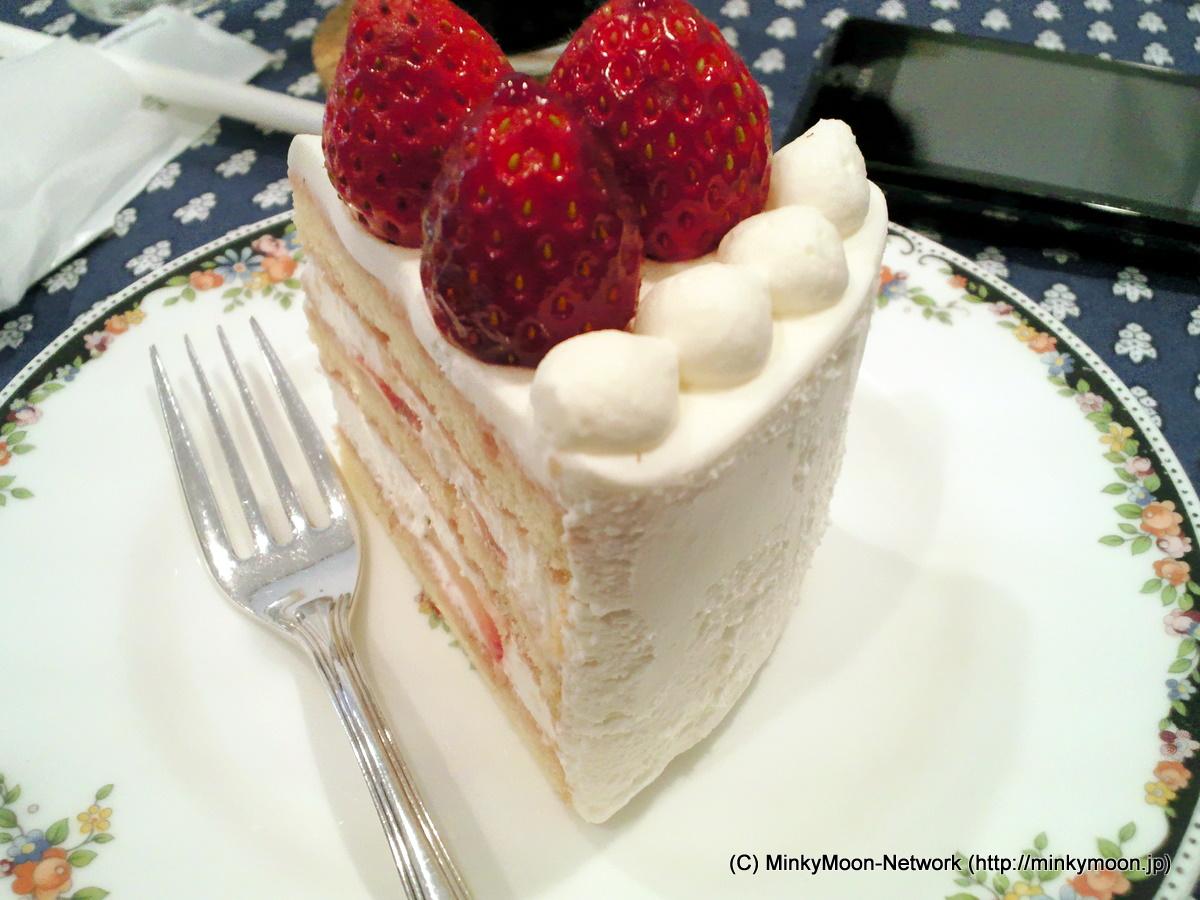 日本一美味しい「ショートケーキ」を食べてきた