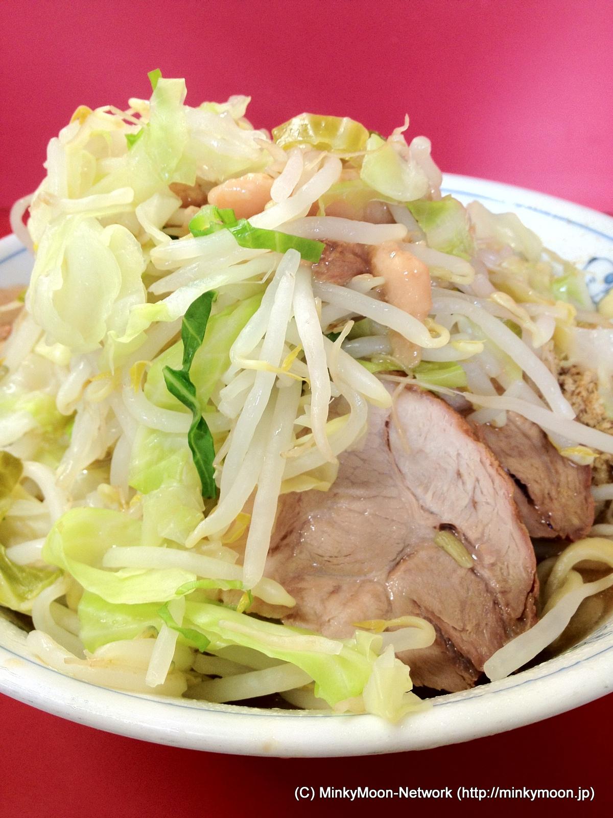 ラーメン二郎 環七一之江店 2012/07/20
