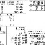 2012/06の電気料金