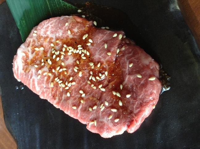 神田 炎蔵 秋葉原UDXの焼肉が美味かった