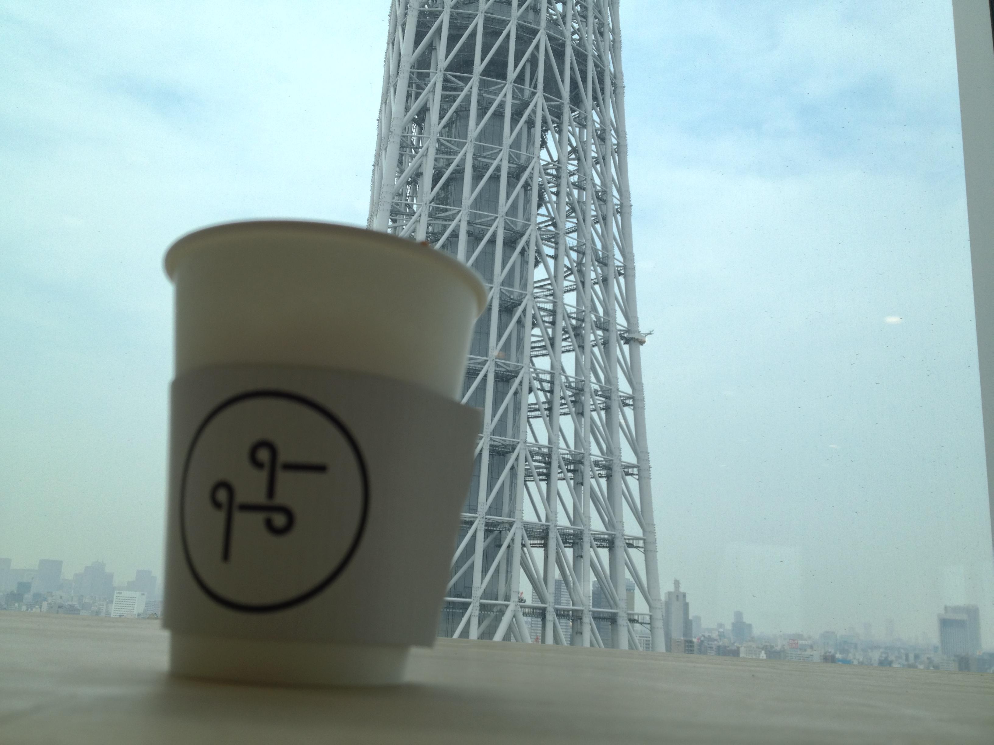 東京ソラマチの献血ルーム feel に行ってきたよ