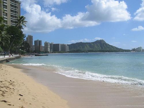 2013年の家族旅行はハワイに決めた!