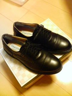 太平洋製靴からオーダーシューズがキタコレ!