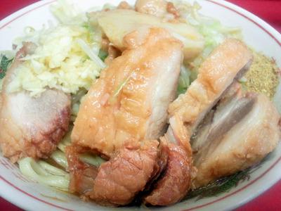 ラーメン二郎 環七一之江店 2010/12/04