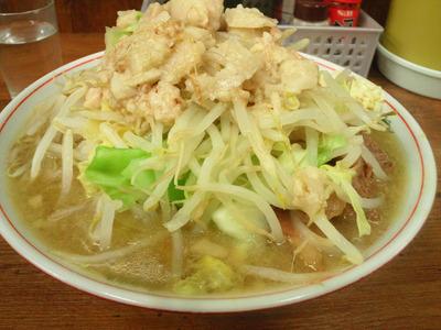 ラーメン二郎 品川店 2011/01/21