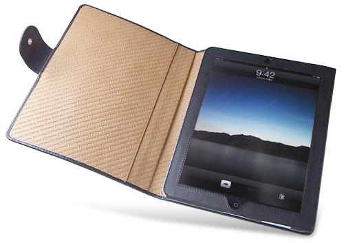 ipadの手帳型ケースと、ショルダーバッグを探索中