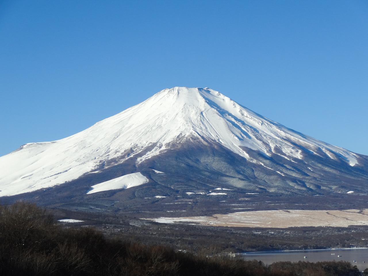 2013年の年末旅行は雪のエクシブ山中湖へ