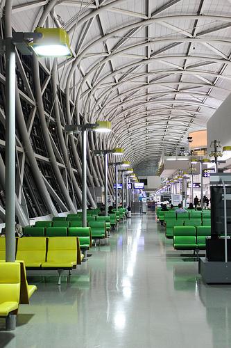 ANA SFC修行最終日 関空から羽田へのラストフライト!