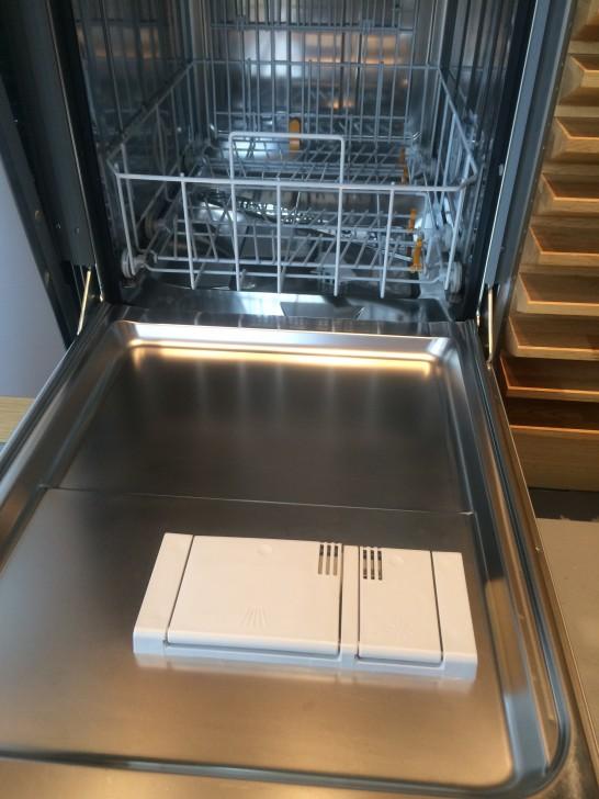 Mieleの食洗機