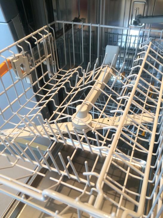ミーレ食洗機 中段