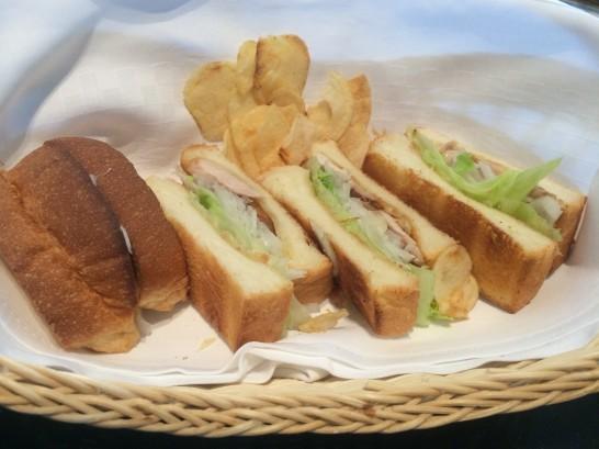 エクシブ白浜アネックス ラウンジの和歌山サンド