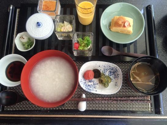 エクシブ白浜アネックスの和食朝食