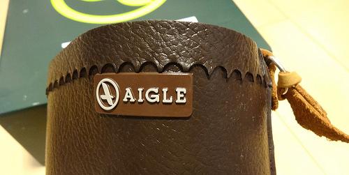 """Aigle(エーグル)のメンズレインブーツ""""Bison""""を買ってみた"""