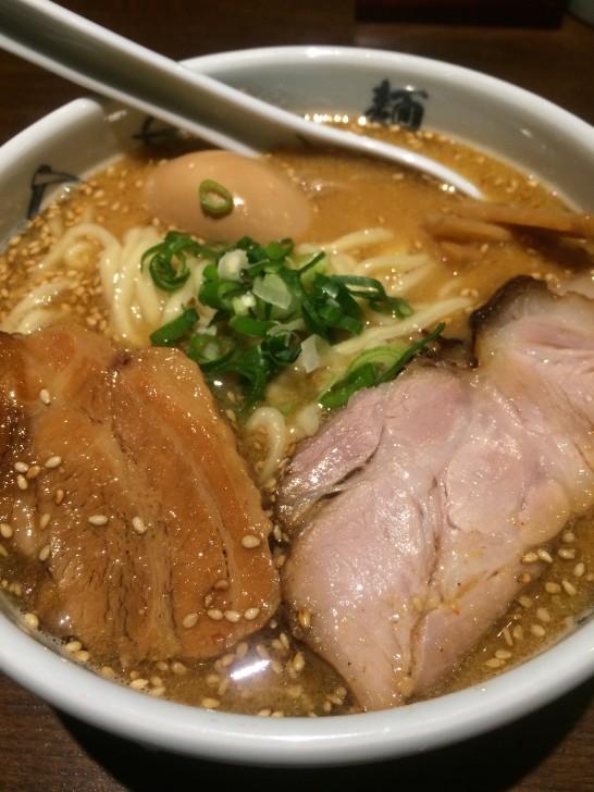 麺屋武蔵 田町店 ラーメン