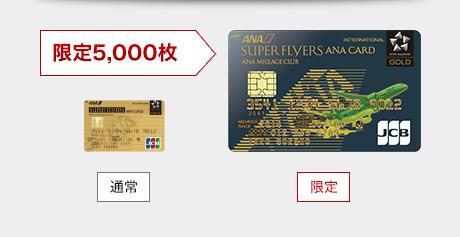 ANAカード30周年限定カード