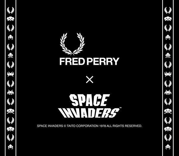 fredperry vs spaceinvaders
