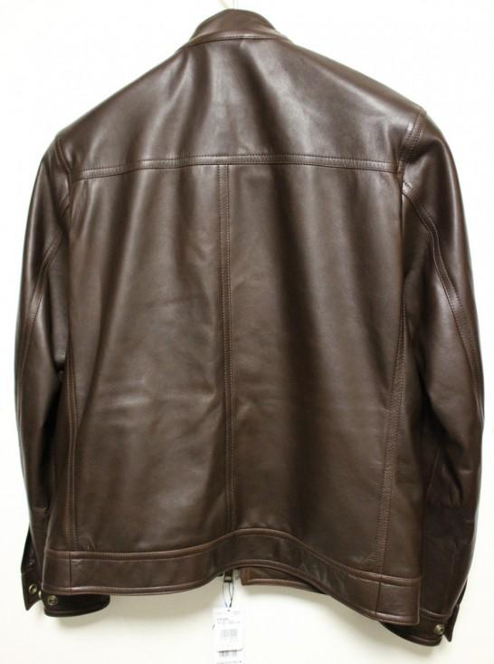 バーバリーロンドンのレザージャケット