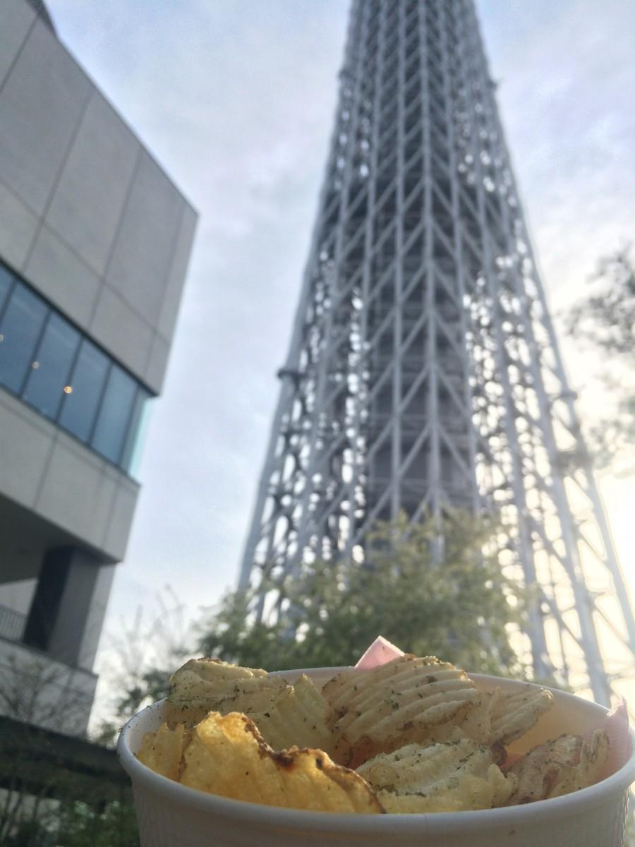 東京ソラマチ カルビープラス