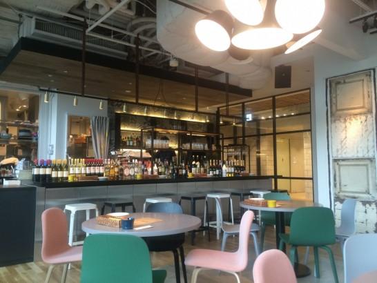 品川シーズンテラス good morning cafe