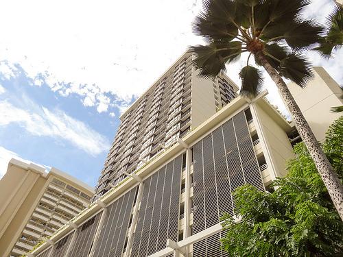 Waikiki Parc Hotelはワイキキ中心部の中でもコストパフォーマンスが良くてオススメ!
