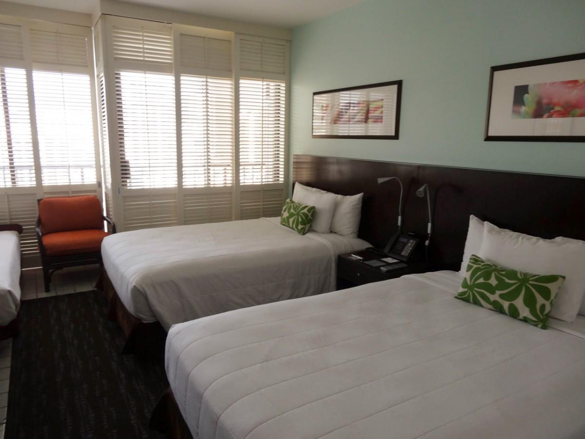 ハワイのリゾートホテルに30,000円で5泊してきたよ!