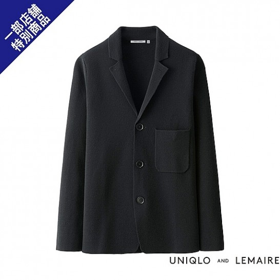 MEN ニットジャケット(長袖)+E
