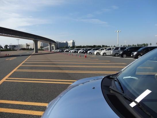 disney club33 駐車場