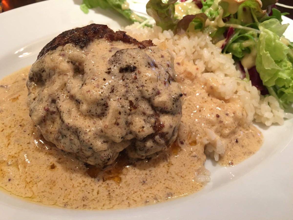 浜松町 Les pif et dodine ボリューム満点の美味い肉