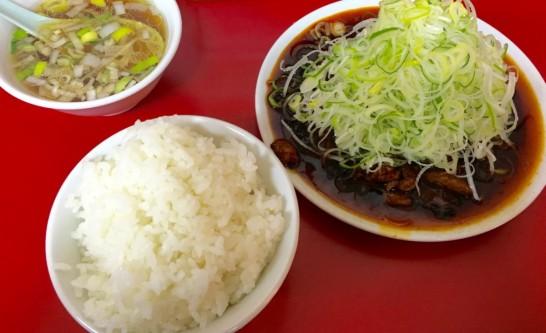 亀戸 菜苑 純レバ丼