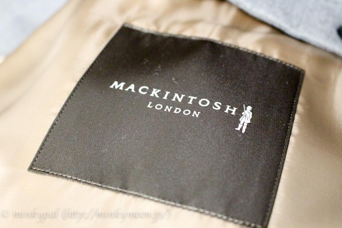 三陽商会のファミリーセール戦利品 2日目はマッキントッシュロンドンのトレンチコート(結局買った)