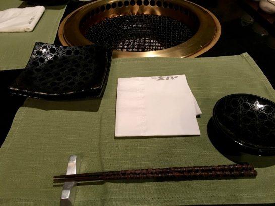 エクシブ琵琶湖 近江亭の焼肉