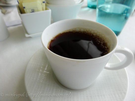 オーキッズのコーヒー