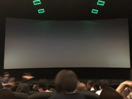 TOHOシネマズ 日本橋 プレミアムシート