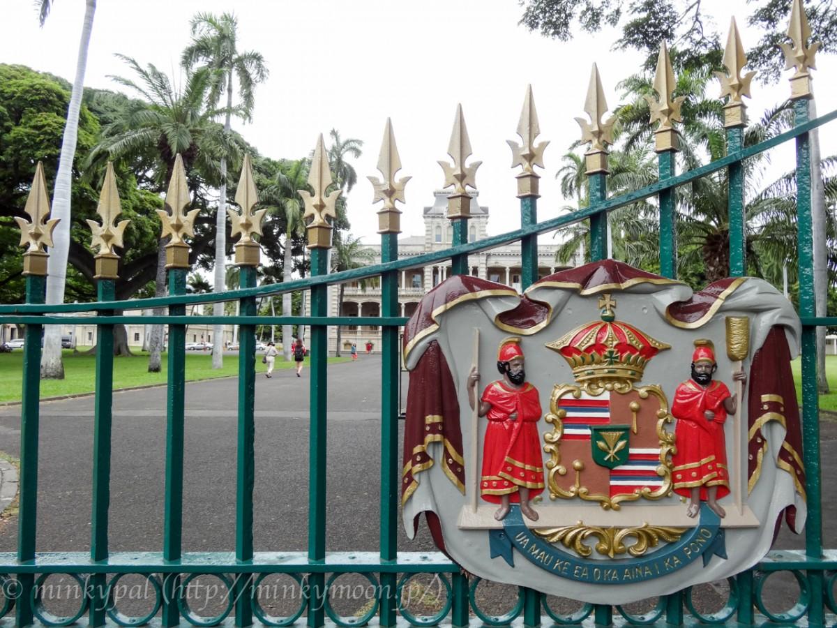 ハワイのイオラニ宮殿は訪れるべき観光名所かも