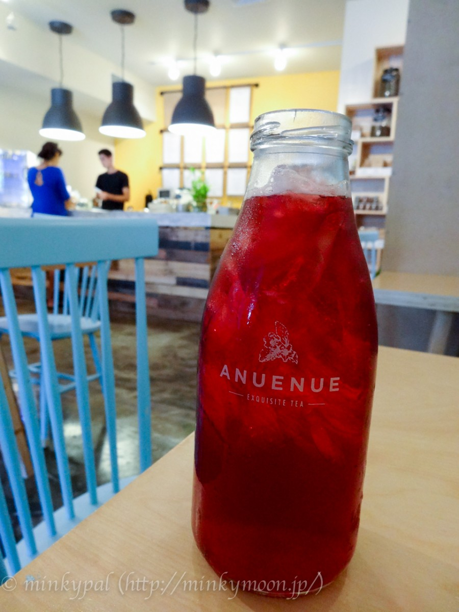 anuenue cold brew tea