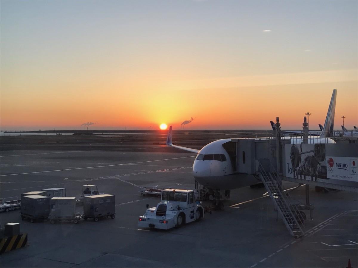 2017年南紀白浜旅行「HND〜KIX 767-300の旅」