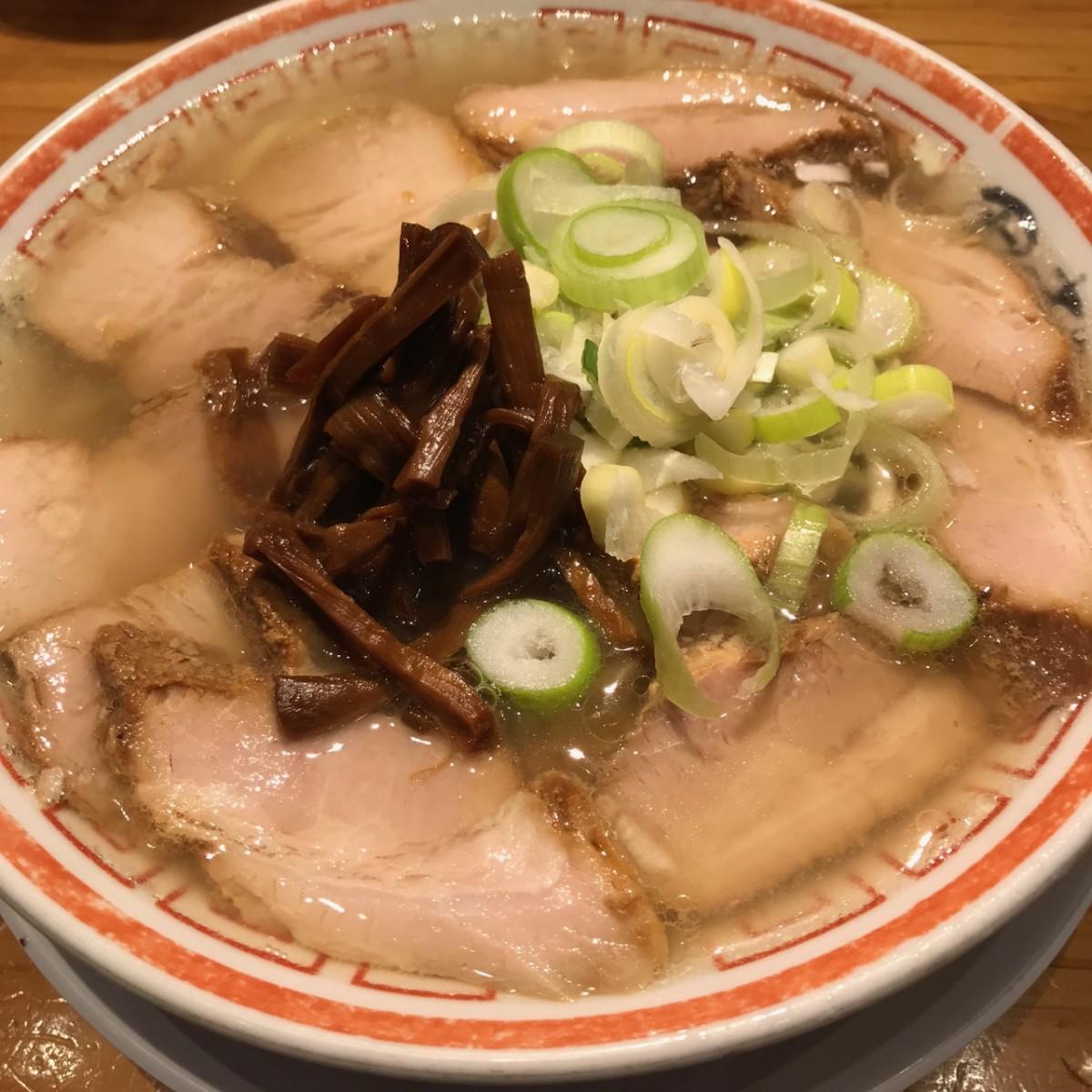 アキバ飯 4日目 田中そば店