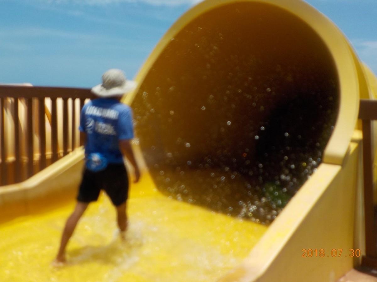 2018年夏休みハワイ旅行 ウェットアンドワイルドハワイはスケールが違すぎる巨大プール!
