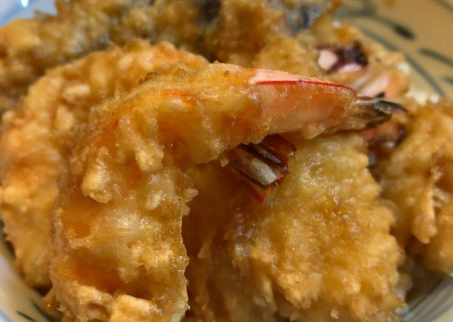 京橋 秀 小ぶりだけど美味しい天ぷら